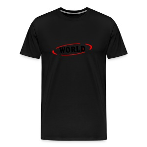 World Vibes - T-shirt Premium Homme