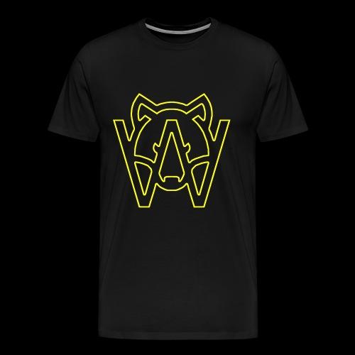 YELLOW - Camiseta premium hombre