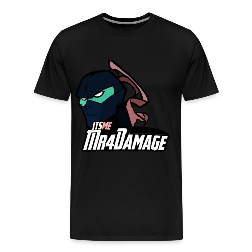 ItsMeMr4Damage - Mannen Premium T-shirt
