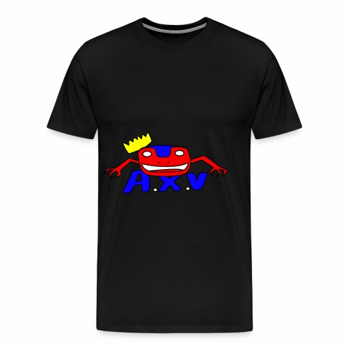 Frog world - T-shirt Premium Homme