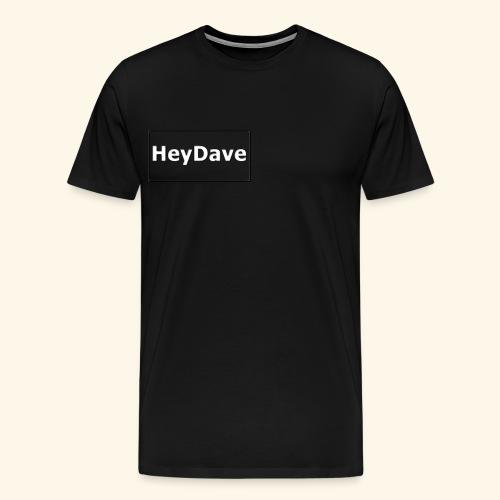 Die schwarze Kollektion - Männer Premium T-Shirt