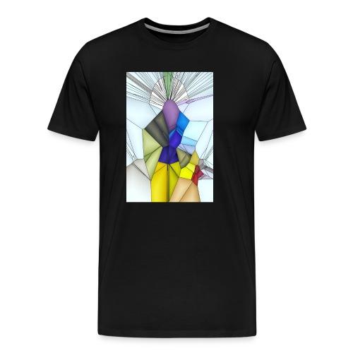 Optimistik Art - T-shirt Premium Homme