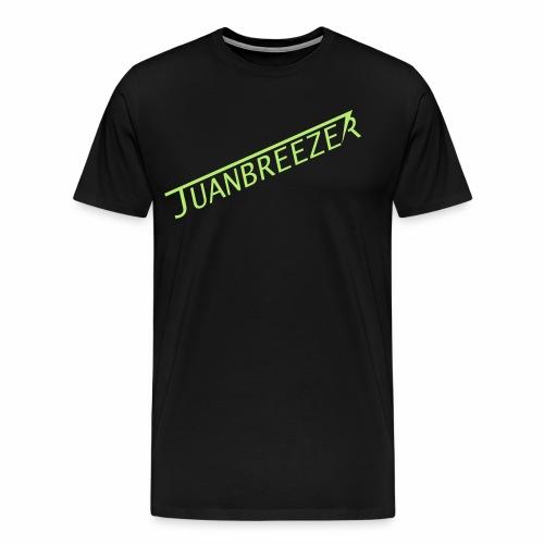 Juanbreezer Logo - Mannen Premium T-shirt