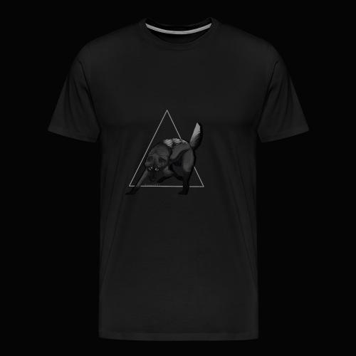 Leg dich nicht mit mir an - Männer Premium T-Shirt