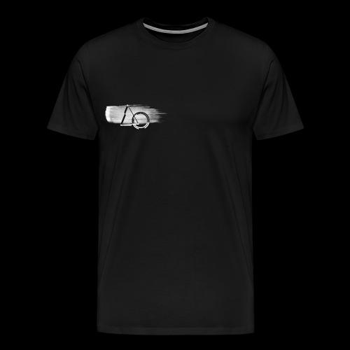Small Shape Paint - Men's Premium T-Shirt