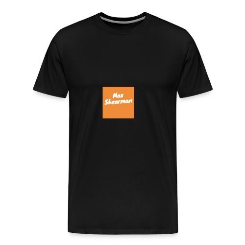 Max shearman - Men's Premium T-Shirt