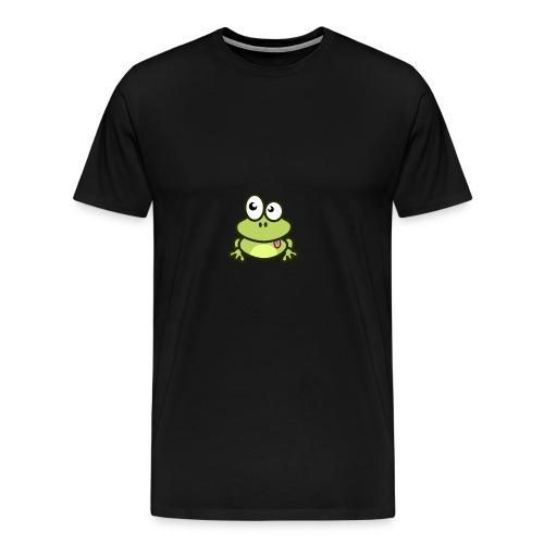 Frog Tshirt - Men's Premium T-Shirt