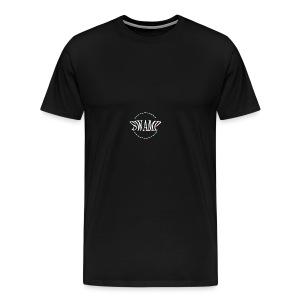 SwampRecordsYG Fly - Mannen Premium T-shirt