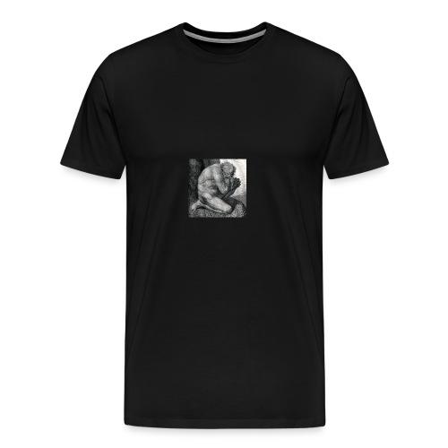 Pape Satan, Pape Satan aleppe - Maglietta Premium da uomo