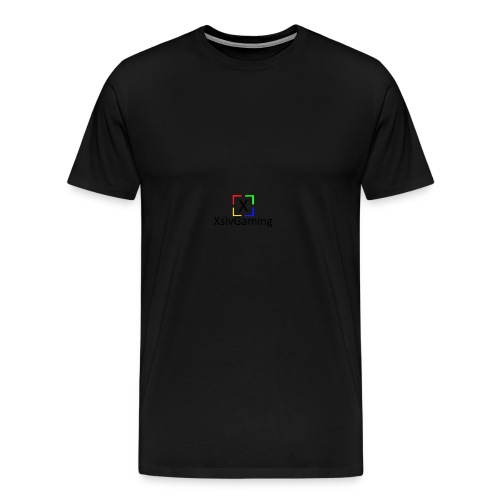 XsivGaming Logo - Men's Premium T-Shirt