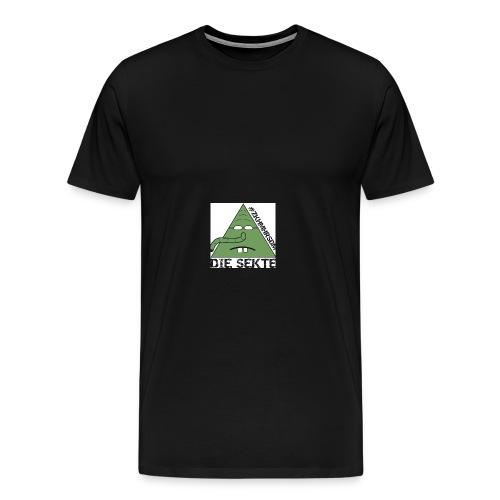 Alinisten Testprodukt - Männer Premium T-Shirt