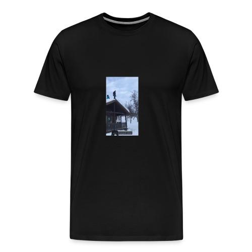 aAA magad okei - Premium T-skjorte for menn