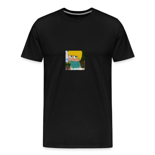 SlanderMc Merch - Männer Premium T-Shirt