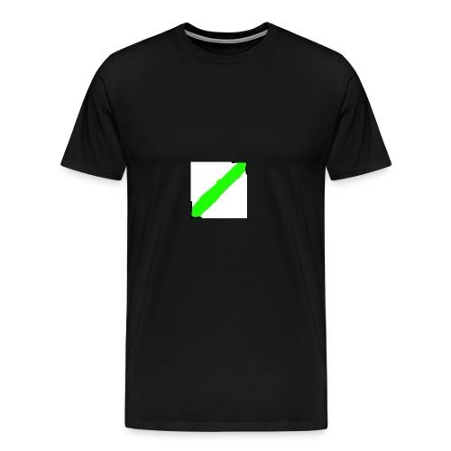 Stick Shirt - Männer Premium T-Shirt