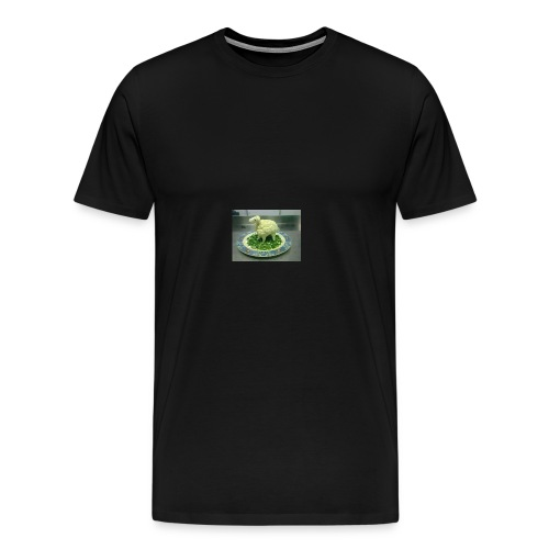 How to confuse a vegan - Männer Premium T-Shirt