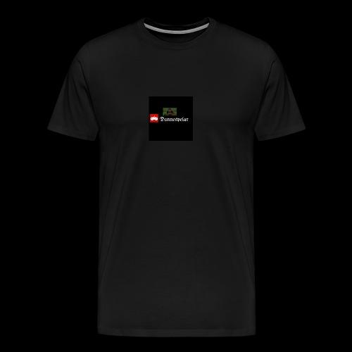 Dannespelar - Premium-T-shirt herr