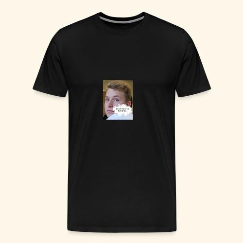 Drei Auge - Männer Premium T-Shirt