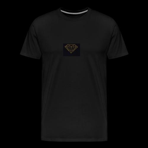 Diamond - T-shirt Premium Homme