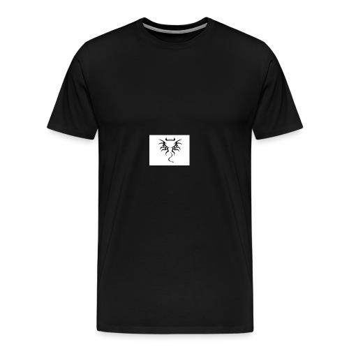 Angel Evil - Camiseta premium hombre