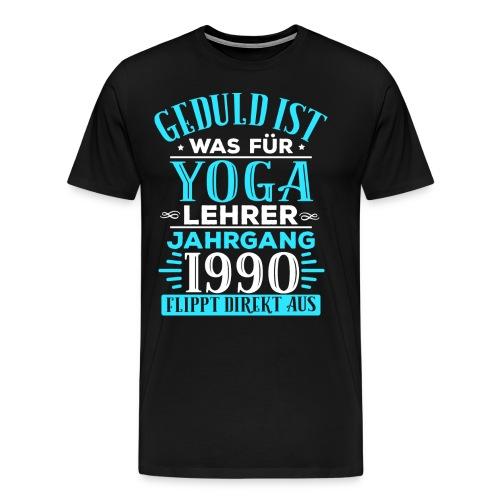 JAHRGANG 1990 / GEBURTSTAG / GESCHENK / BAUJAHR - Männer Premium T-Shirt