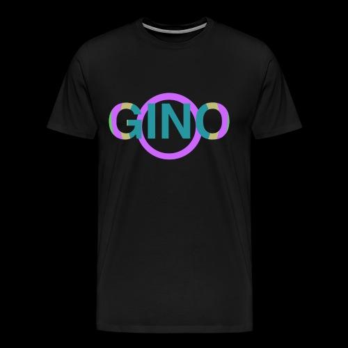 Gino - Mannen Premium T-shirt