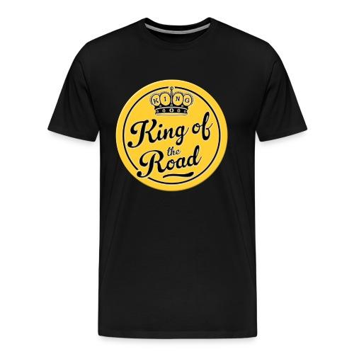 King of the Road - Männer Premium T-Shirt