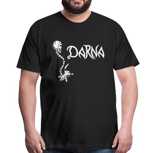 Artículos con logotipo y texto en Blanco - Camiseta premium hombre