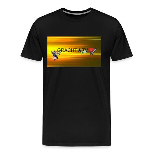 GrachtTVFan Shop - Männer Premium T-Shirt