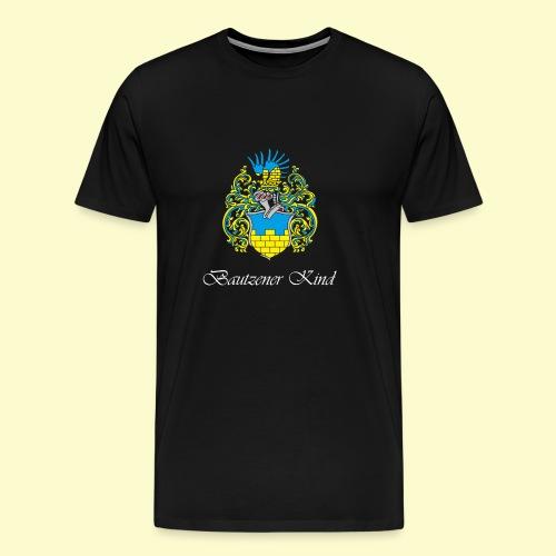Bautzen 2 - Männer Premium T-Shirt