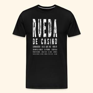 Rueda de Casino Familia - Men's Premium T-Shirt
