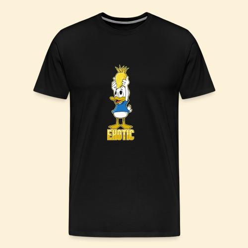Exotic Ente - Männer Premium T-Shirt