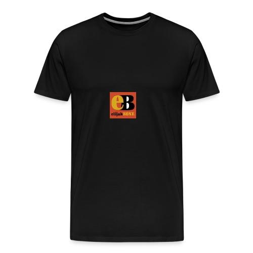 Elijah Bone logo - Men's Premium T-Shirt