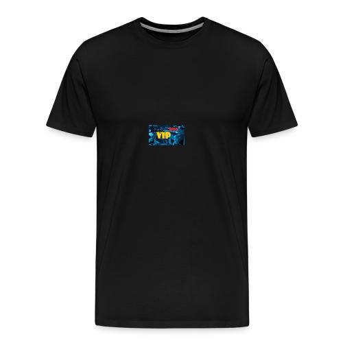 VIP - Premium T-skjorte for menn