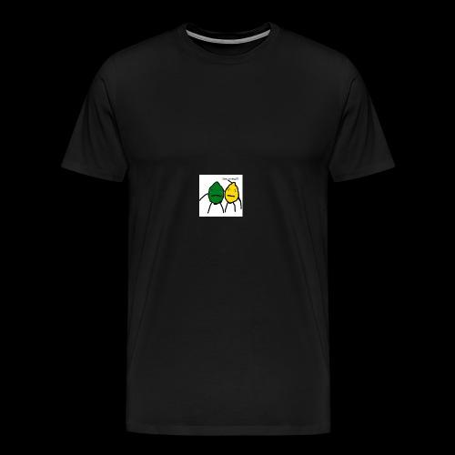 Lemon Fresh Lime Fresh - Men's Premium T-Shirt