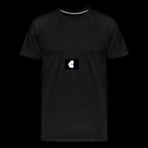tbr hoodie black - Mannen Premium T-shirt