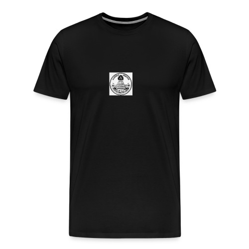 JING - Herre premium T-shirt