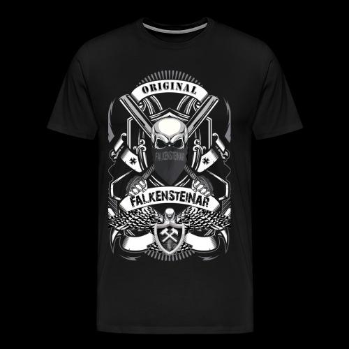 FalkenSteinar Original - Männer Premium T-Shirt