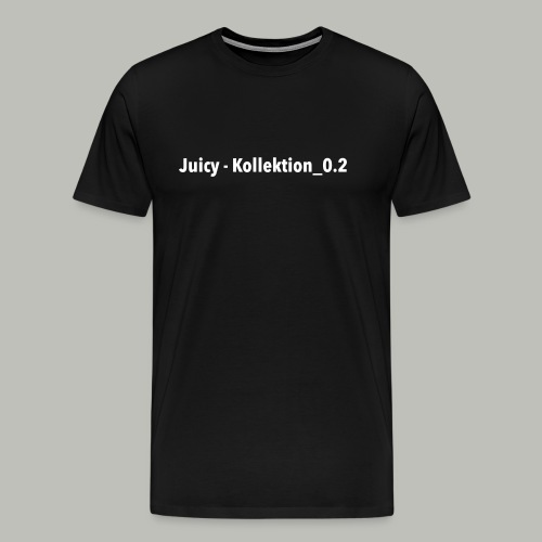 Juicy - Kollektion_0.2 - Update - Männer Premium T-Shirt