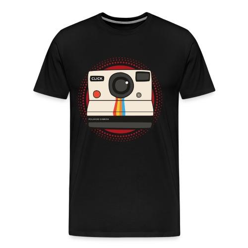CameraClick - Camiseta premium hombre