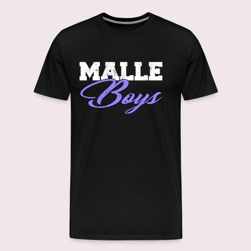 MALLE BOYS COOLES MALLORCA JUNGS SHIRT - Männer Premium T-Shirt