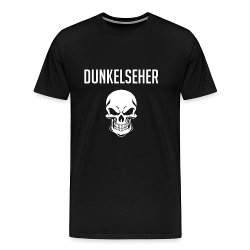 Dunkelseher - Männer Premium T-Shirt