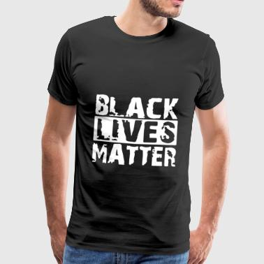Migration Politik Statement - Männer Premium T-Shirt
