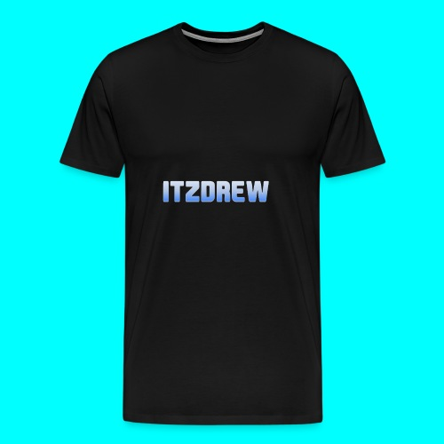 ITZDREW MERCH - Men's Premium T-Shirt