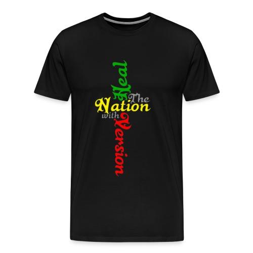 Reggae Healing Gears - Men's Premium T-Shirt