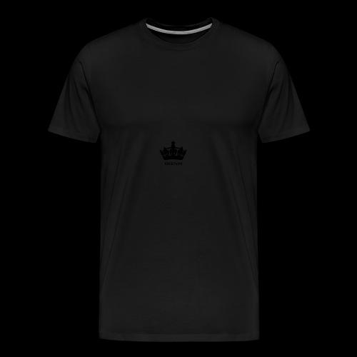 brenin_logo - Men's Premium T-Shirt