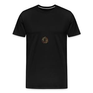 Snapback - Premium T-skjorte for menn