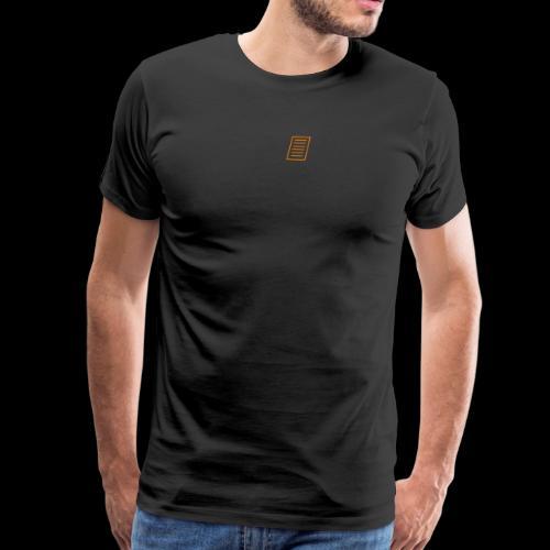 Paper - Men's Premium T-Shirt