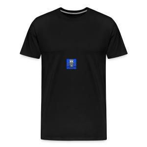 addminator - Premium-T-shirt herr
