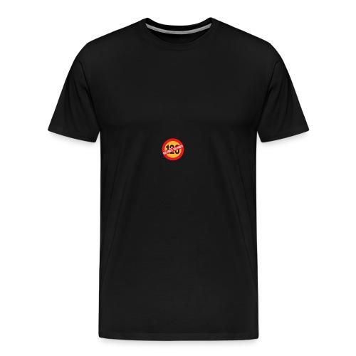 Fri fart - Premium-T-shirt herr