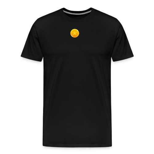 Coin spin - Men's Premium T-Shirt